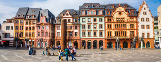 Mainz - Stadtführung mit Weinprobe