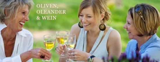 Oliven, Oleander & Wein